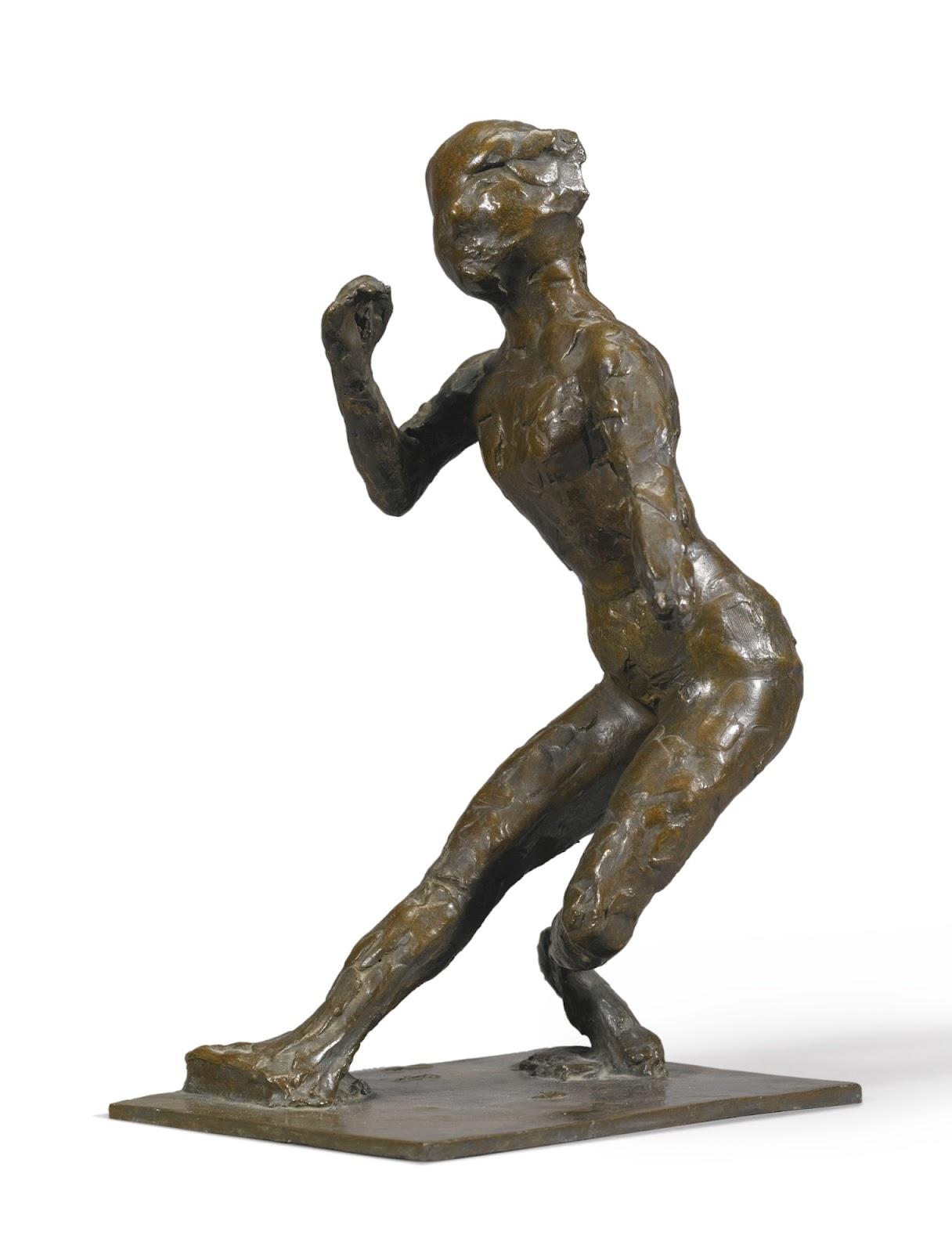 Edgar  Degas Danseuse  Faisant  La  R C Av C Arance