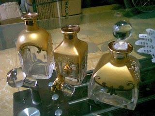Botol Pafrum Unik Indah Dan Menarik