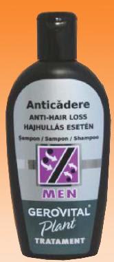 Sampon Anticadere Par - Gerovital Plant Tratament