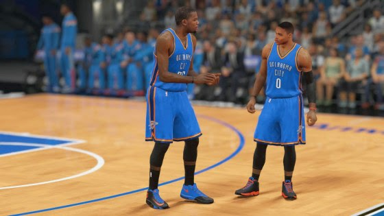 Download NBA 2K15 PC Roster Update Offline