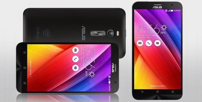 ASUS Zenfone 2 ZE550ML Vs ZE551ML