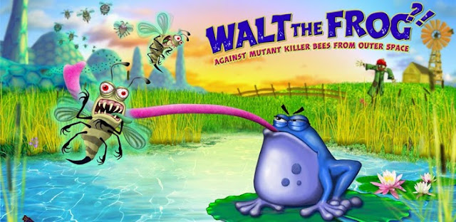 Walt The Frog Apk  + Data v.1.0.0 Full Direct Link
