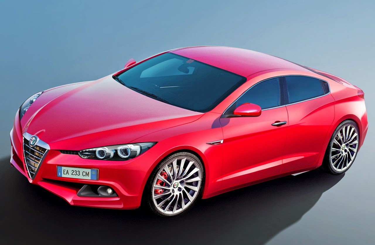 Passione Auto Italiane: Calendario modelli 2014 2018 Alfa ...