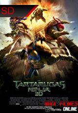 Assistir As Tartarugas Ninja Dublado Online 2014