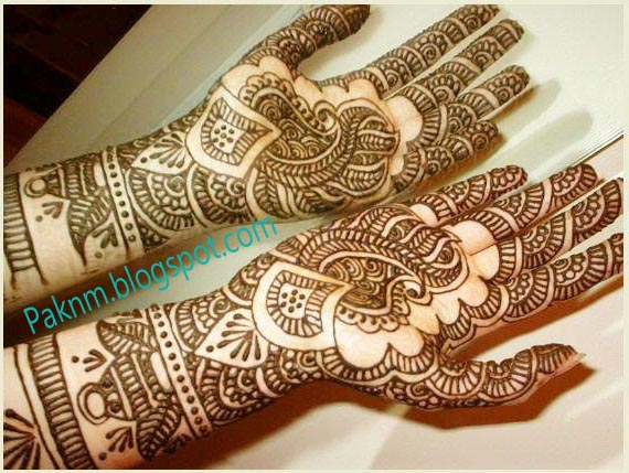 Pakistani-beautiful-mehndi-desigsn-