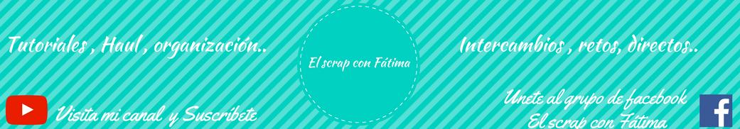 El scrap con Fátima