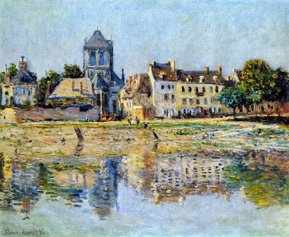 ART & ARTISTS: Claude Monet - part 13 1882 - 1883