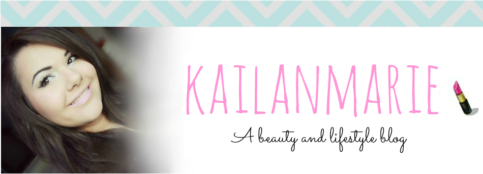 Kailan Marie : A Beauty and Lifestyle Blog