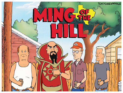 King of The Hill Arizona of King of The Hill as a
