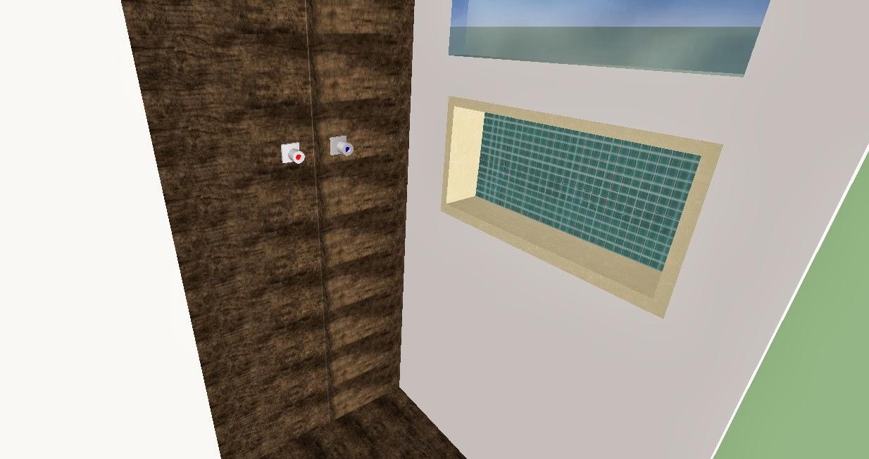 banheiro decorado, blogueira