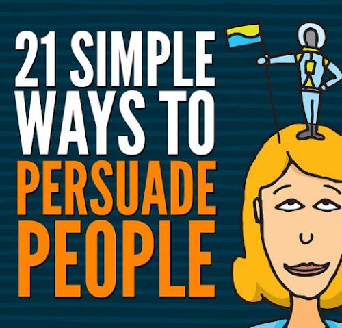 Os 21 Princípios da Persuasão