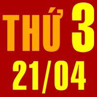 Tử vi 21/4/2015 Thứ Ba - 12 Con Giáp hôm nay