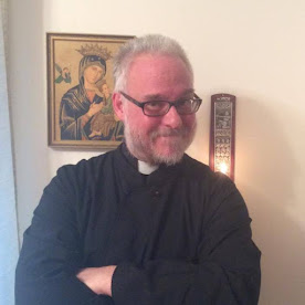 I'm Keith Massey, Author, Teacher, Orthodox Deacon, Former Spy...