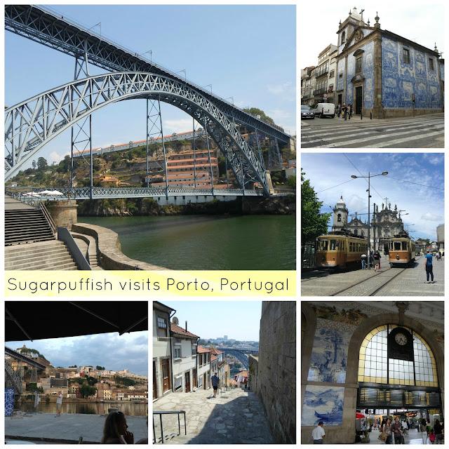 Sugarpuffish holiday in Porto, Portugal