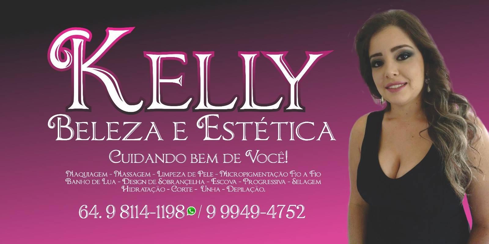 KELLY BELEZA E ESTÉTICA  9 8114,1198 / 9 9949,4752 NA ESQUINA DO LAVA JATO DO BASTIÃO