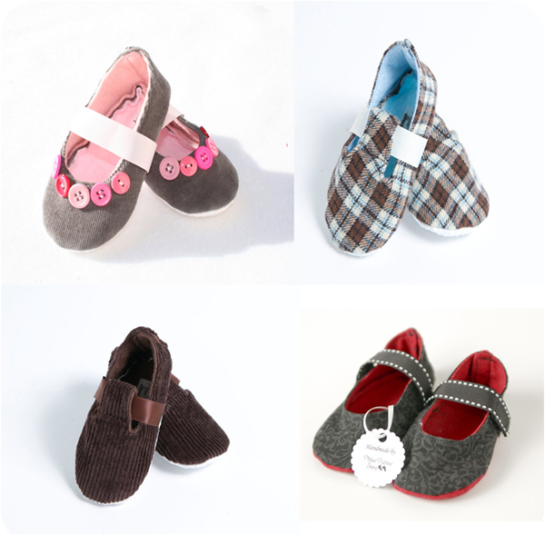 Pitter Patter Shoes Size Chart