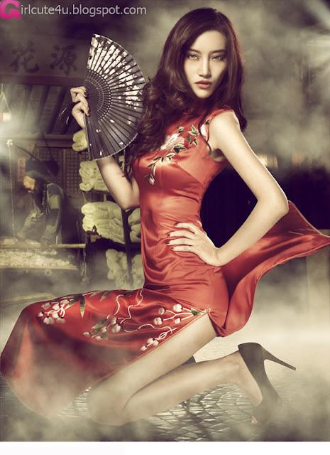 3 Xu Qian - Classical-very cute asian girl-girlcute4u.blogspot.com