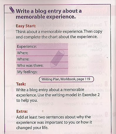 memorable experience ideas