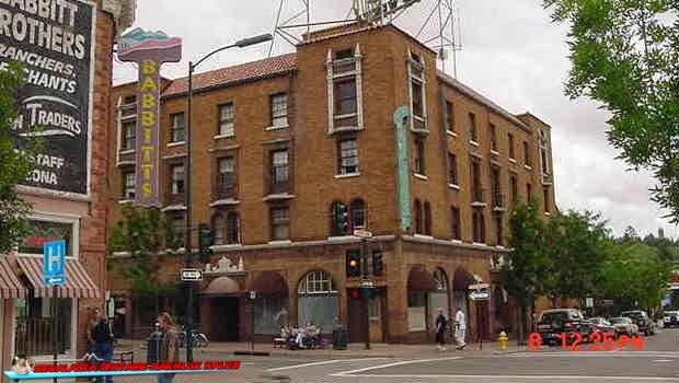 Kisah Penampakan Hantu di Hotel Monte Vista Kisah Penampakan Hantu di Hotel Monte Vista