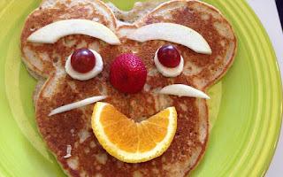 El desayuno es parte de una dieta equilibrada