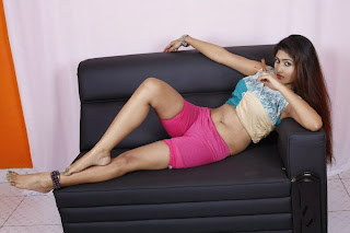Telugu Actress Charulatha  Picture Shoot Gallery in Tights  0014.jpg