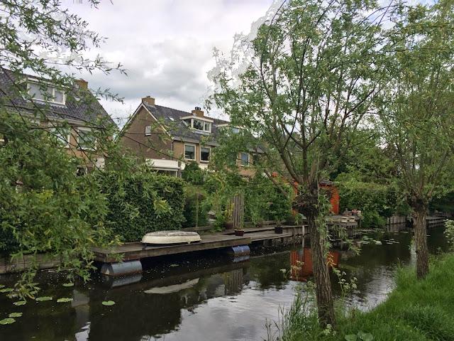 путешествие по Нидерландам