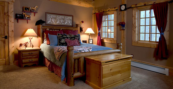 Home My Furniture: Cowgirl Bedroom Ideas