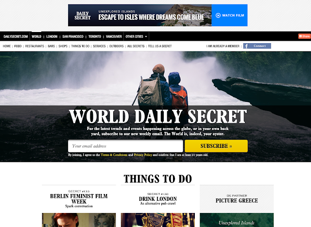 DAILY SECRET WORLD