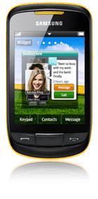 [imagetag] Corby 2 S3850 HP Samsung Touchscreen Murah Dibawah 1 Juta