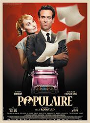 Populaire, de Regis Roinsard. Francia
