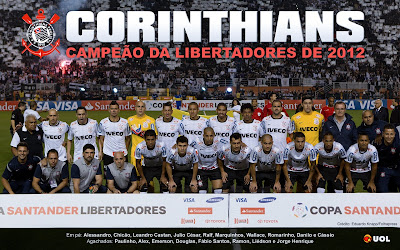 Baixar pôster Corinthians Campeão - Libertadores 2012