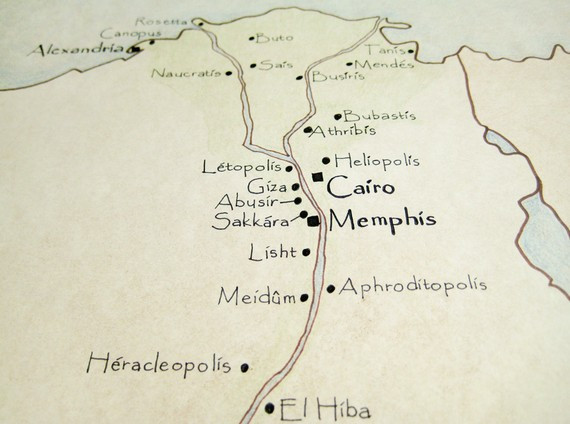 Cursive Arts Stuff I Love Ancient Egypt - Map of ancient egypt for 6th grade