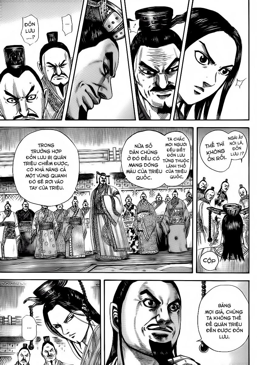 Kingdom - Vương Giả Thiên Hạ Chapter 369 page 14 - IZTruyenTranh.com