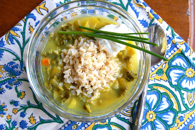 Healing Vegetable Soup