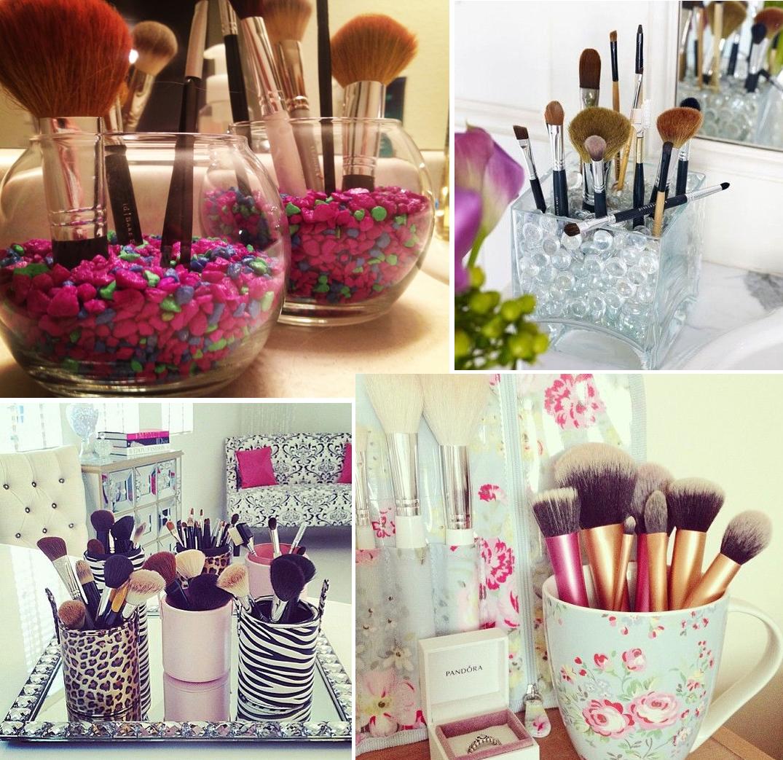 Lilia: Inspirations : rangement maquillage et chambre #2