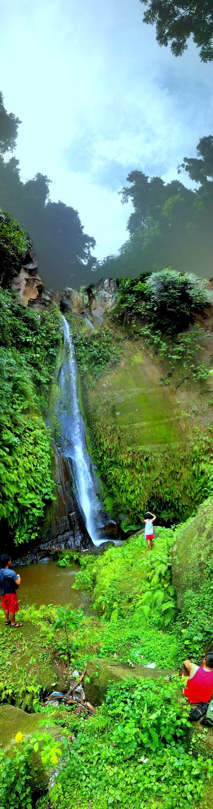 Panorama - Balete Eco-Park Falls