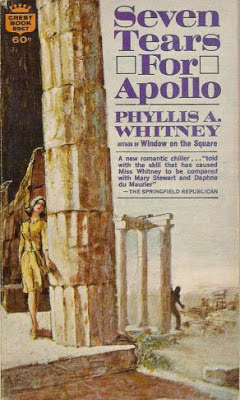 cover of Seven Tears for Apollo by Phyllis Whitney
