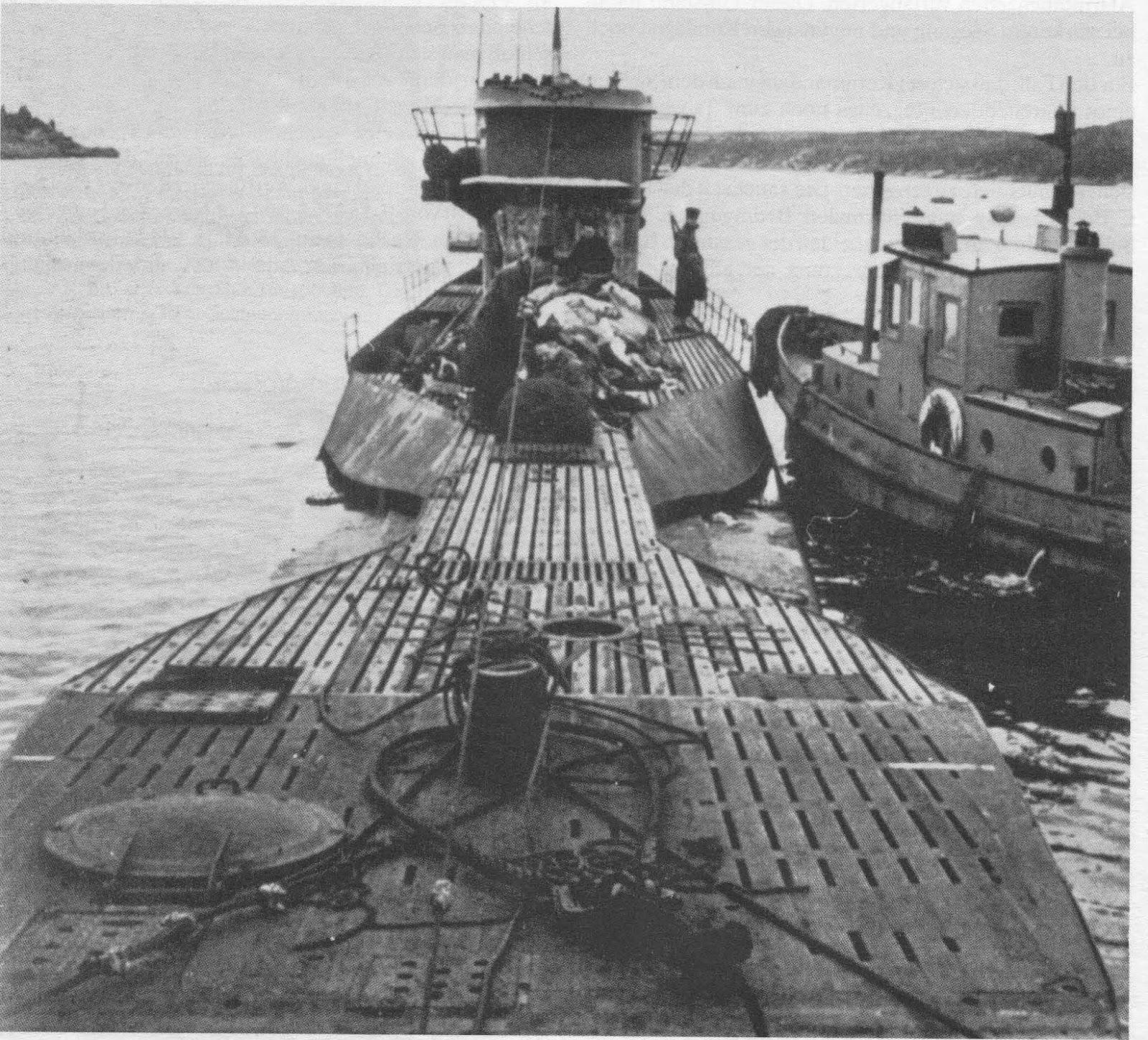 подводная лодка типа ixd2