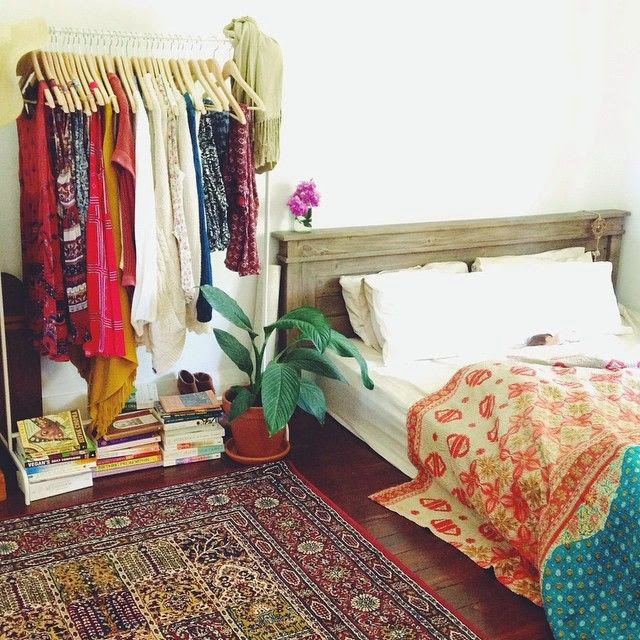 Moon to moon 39 my nest 39 erin ashleigh for Ethnic bedroom ideas