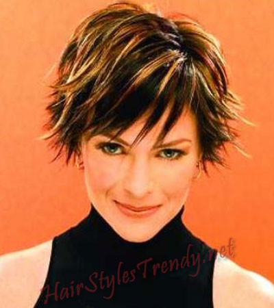 short haircuts for older women 2011. short hair styles 2011 for