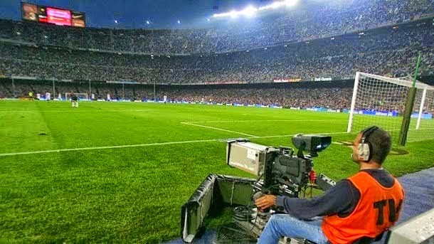 El Barcelona planta a Mediapro y se va con Movistar