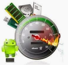 Aplikasi Mempercepat kinerja Android