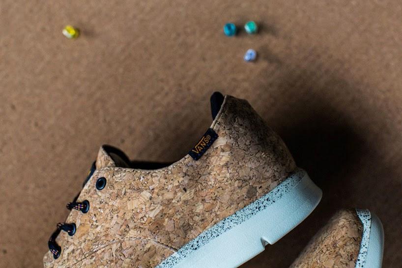 Zapatillas Vans de Corcho
