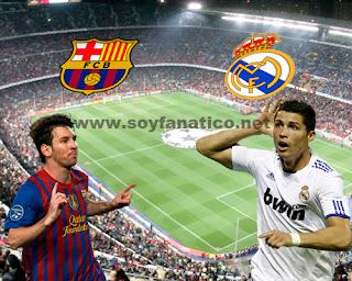Barcelona vs Real Madrid 26 de Febrero - Copa del Rey 2013