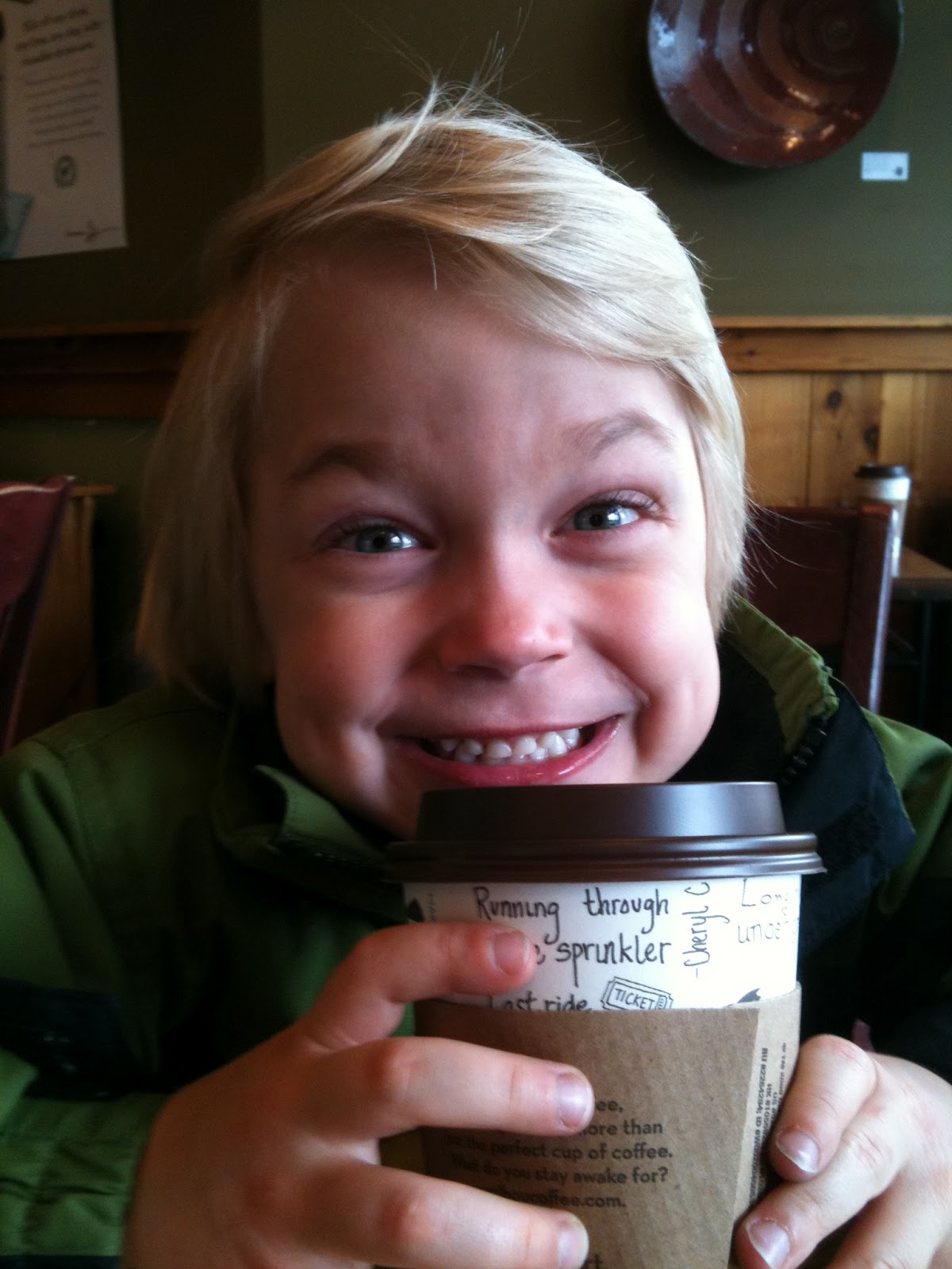Drinking Coffee With Benadryl