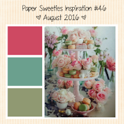 Paper Sweeties August Inspiration Challenge #36