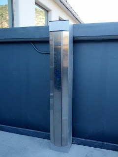 Outside Automatic Door Opener