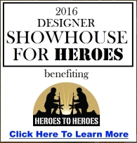 Support Our Combat Veterans By Supporting Our Saddle River, NJ Designer ShowHouse!