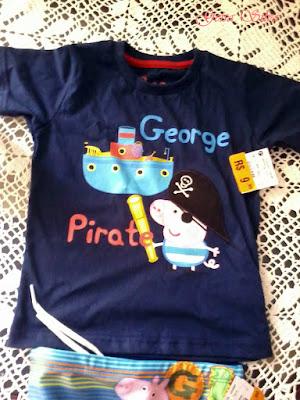 Garimpando na Renner, camisa George pirate