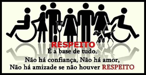 Respeito, nem toda deficiência é visível, E.M. O dia em que tudo mudou